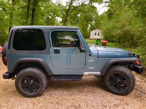 Jeep Wrangler for Sale in Huntsville, TX