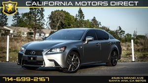 2015 Lexus GS 350 for Sale in Santa Ana, CA
