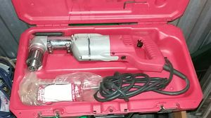 Milwaukee angle drill never used $125 for Sale in Hialeah, FL