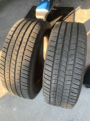 275/55R20 Michelin for Sale in Houston, TX