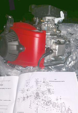 New 142F 4 stroke gasoline bike motor for Sale in Magna, UT