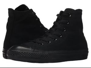 Converse black for Sale in Milpitas, CA