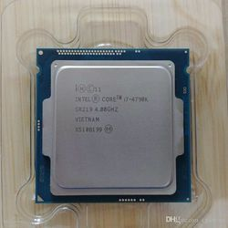 i7 4790k cpu for Sale in Vancouver,  WA