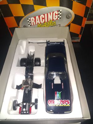 Racing Collectibles Club of America Ed Mcculloch Otter pops 1/24 1991 Oldsmobile Funny Car for Sale in Lexington, KY