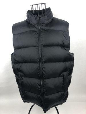The Gap Down Filled Puffer Vest Jacket Black Mens Large for Sale in Orlando, FL