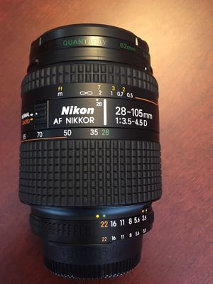 Camera Lens Nikon for Sale in Pittsburgh, PA