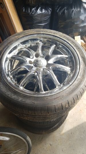 17in Rims for Sale in Cleveland, OH