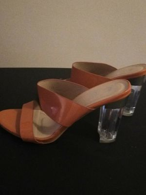 Pretty Orange Heels for Sale in Albany, NY