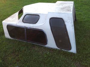 Camper shell (6ft x 5ft) for Sale in Crowley, TX