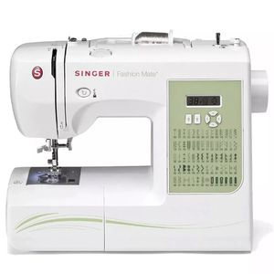 NWT Singer 7256 70-Stitch Fashion Mate Free-Arm Electronic Sewing Machine for Sale in Austin, TX