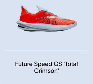 Nike kids. Size 5.5y future speed for Sale in Wenatchee, WA