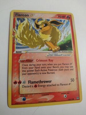 Flareon gold star Pokemon card for Sale in Tucson, AZ