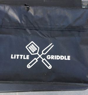 """Little Griddle. Heavy. To use on your pit. Size 18""""X13""""X3"""". for Sale in Sevierville, TN"""