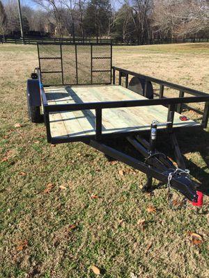 New trailer, toy hauler, Mower Hauler for Sale in Franklin, TN