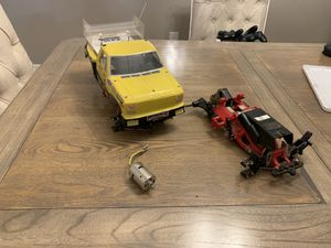 Tamiya Blackfoot body and chasis for Sale in Wethersfield, CT