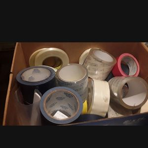 20 Rolls Of Demco Book Repair Tape for Sale in Tacoma, WA