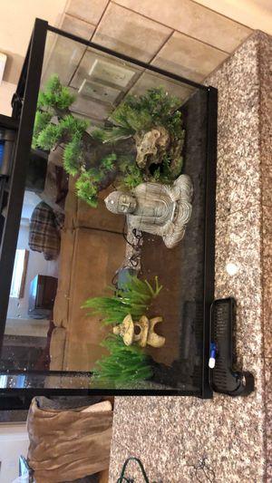 29gallon FISH TANK for Sale in Lynnwood, WA
