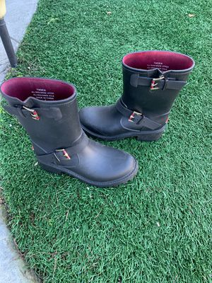 Tommy Hilfiger Size 7 Women's Rain Boots (Wellingtons) for Sale in San Diego, CA