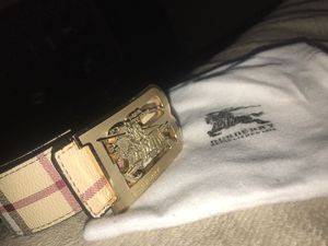 Burberry Belt for Sale in Chester, PA