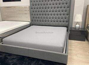 ||O-20|| Brand new-//King Bed $599 /+/ Financing ** Available for Sale in Hialeah, FL