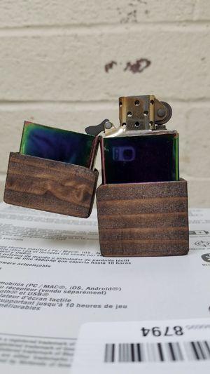 Wooden Zippo lighter case for Sale in Bethel Park, PA