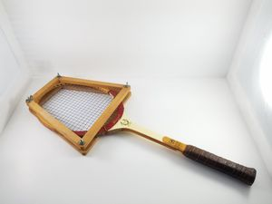Vintage Tennis Racket Barcroft Glass Executive for Sale in Perris, CA