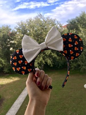 Candy Corn Minnie Ears for Sale in Windermere, FL