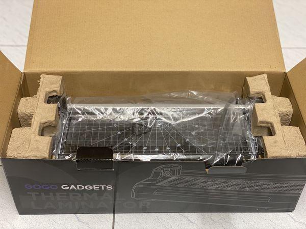 GoGo Gadgets 6-in-1 Laminator Machine - Open Box/Like New