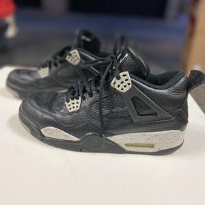Air Jordan Retro 4s Oreos Men's 8.5 for Sale in West Covina, CA