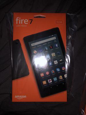Amazon fire 7 tablet for Sale in Marietta, GA