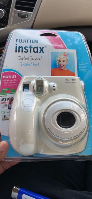 Instax Camera 7S for Sale in Columbus, OH