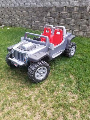 Power Wheel Jeep Hurricane Extrim for Sale in Tacoma, WA