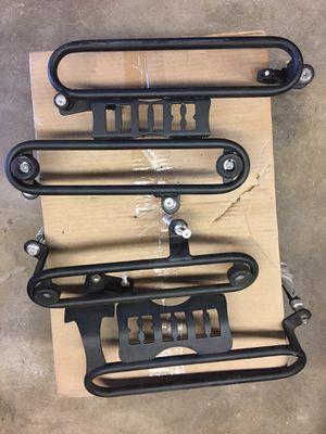 Triumph 800 motorcycle Jesse Luggage mount kit complete for Sale in Buckeye, AZ