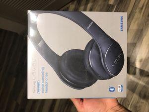 Samsung Level on headphones for Sale in Houston, TX