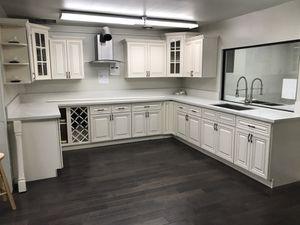 Solid wood Kitchen RTA cabinet Wholesaler Distributor for Sale in El Monte, CA