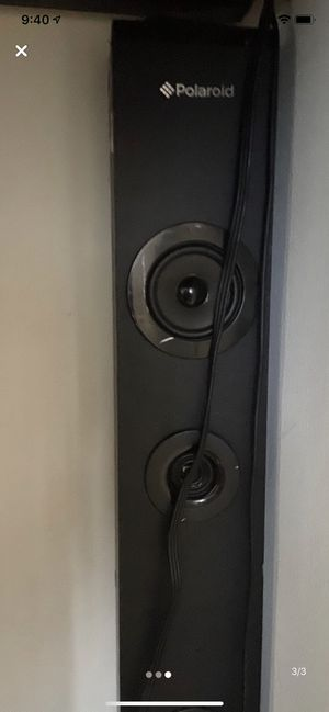 Polaroid Speaker for Sale in Alexandria, VA