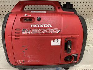 Honda EU2000i for Sale in Austin, TX
