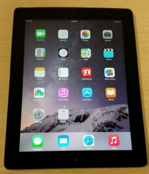 Apple iPad 16 gigs 4th generation for Sale in Bensalem, PA