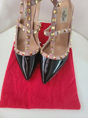 Valentino style sandals heels for Sale in Hoffman Estates, IL