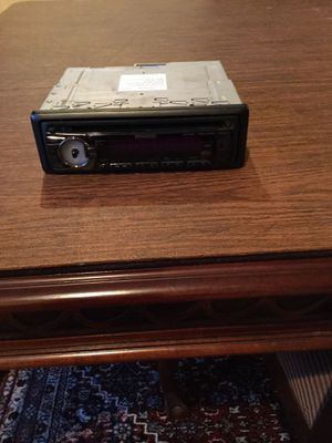 Kenwood KDC 348-U Car Stereo receiver for Sale in Chesterbrook, PA