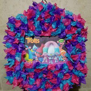 Trolls Handmade Piñata for Sale in Apopka, FL