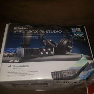 Music studio bundle for Sale in Grand Rapids, MI