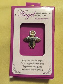 Angel pin change to necklace for Sale in Salt Lake City,  UT