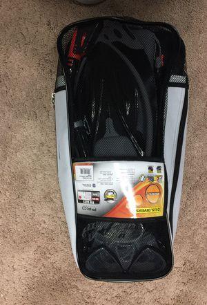 Adult snorkel set for Sale in Alexandria, VA