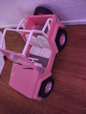 Jeeps for dolls for Sale in Oklahoma City, OK