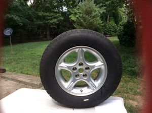 Grand Cherokee Full Spare Mag Wheel/Rim 15 Inch with Cover for Sale in Waxhaw, NC