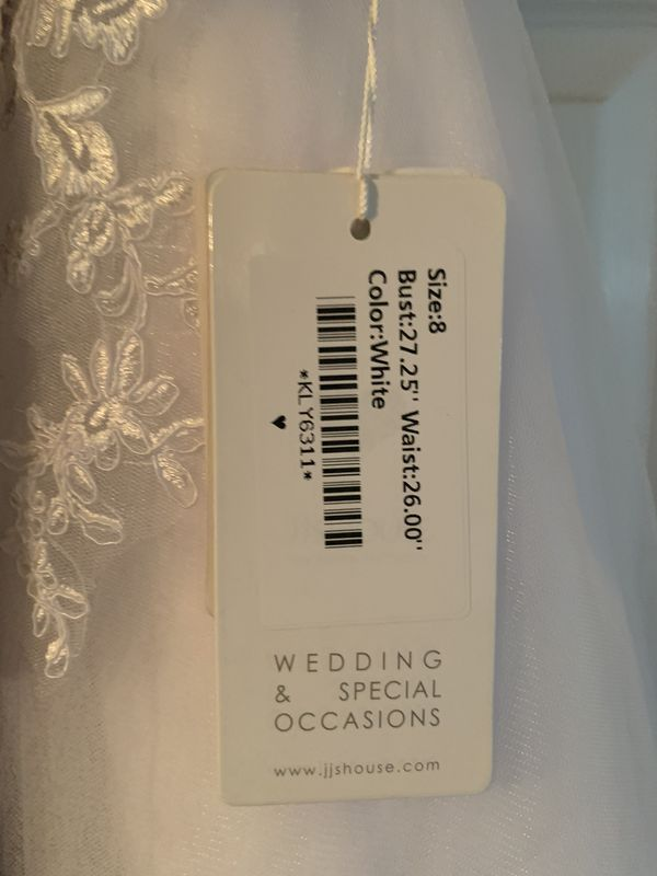 Wedding Dress and Flower Girl Dress Both New with tags