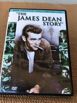 The James Dean Story (Doc - Unopened) for Sale in Fountain Valley,  CA