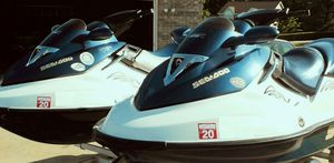Pair (2)Seadoo GTX155 withTRAILER! for Sale in Mount Rainier, MD