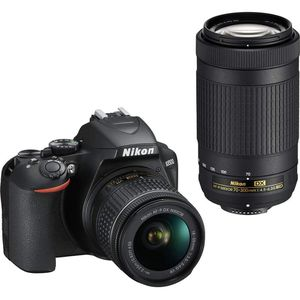 Nikon 3500 new set with two lenses ...open box for Sale in Alafaya, FL